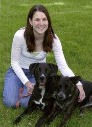 Dog Trainer Elise Faber Pet Emergency Disaster Preparedness