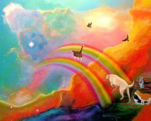 My Heart Will Go On the Rainbow Bridge
