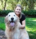 Danville dog walker Elizabeth with House Calls Pet Sitting